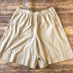 VINTAGE Parachute shorts